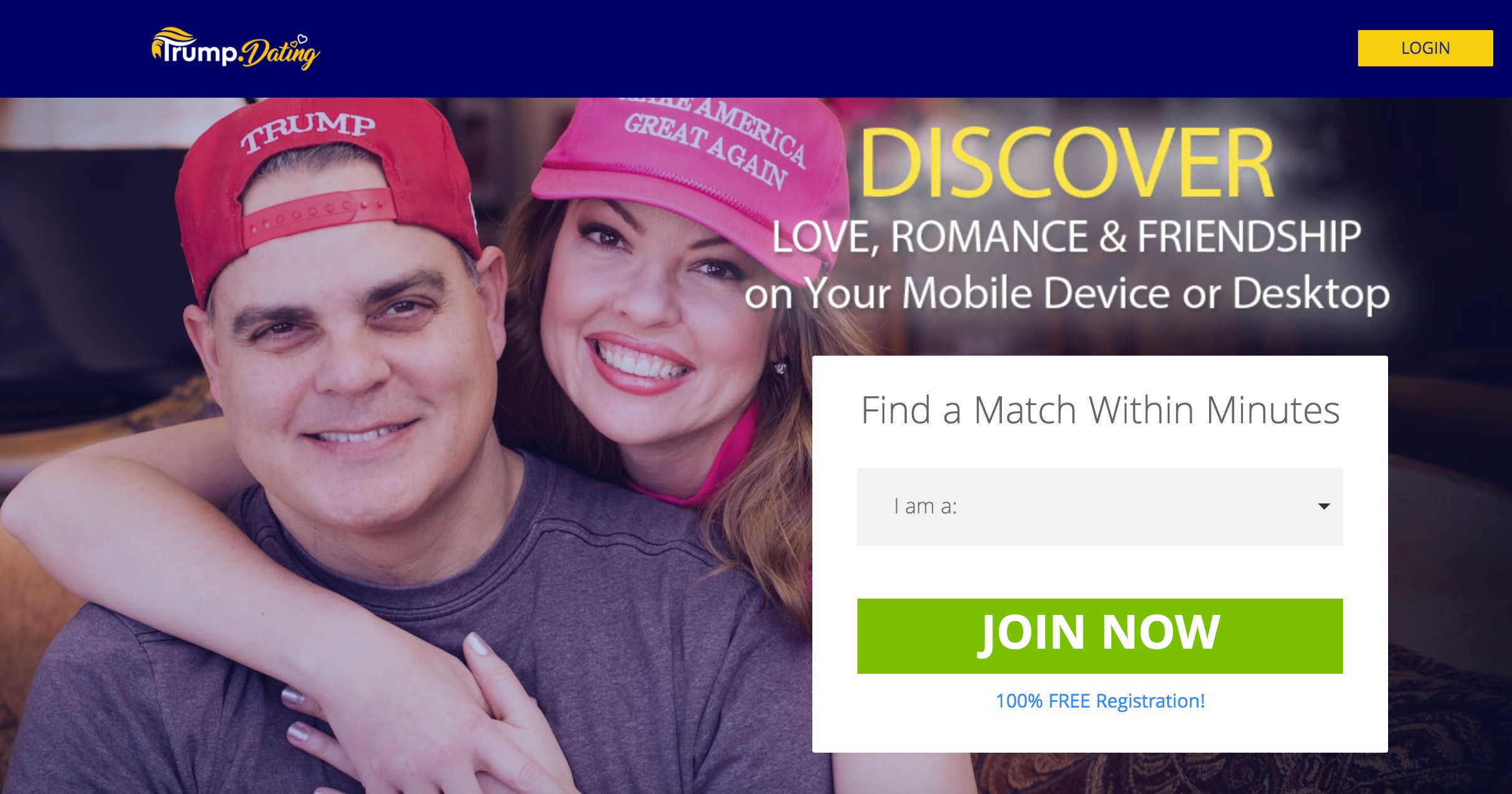 Dating site for married person