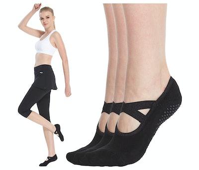Qing Outdoor No-Slid Socks