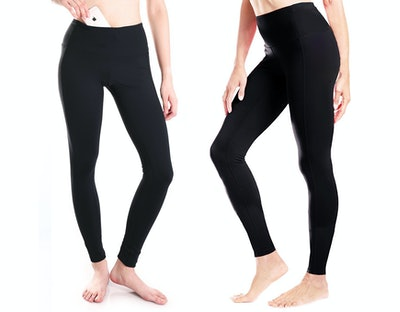 Yogipace Petite Leggings With Side Pockets