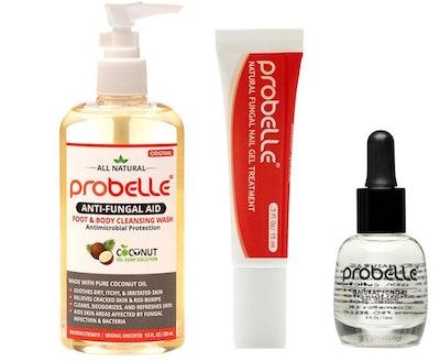 Probelle Antifungal Natural Treatment Kit For Sensitive Skin
