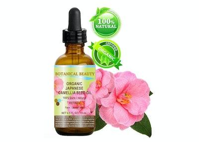 Japanese Organic Camellia Seed Oil