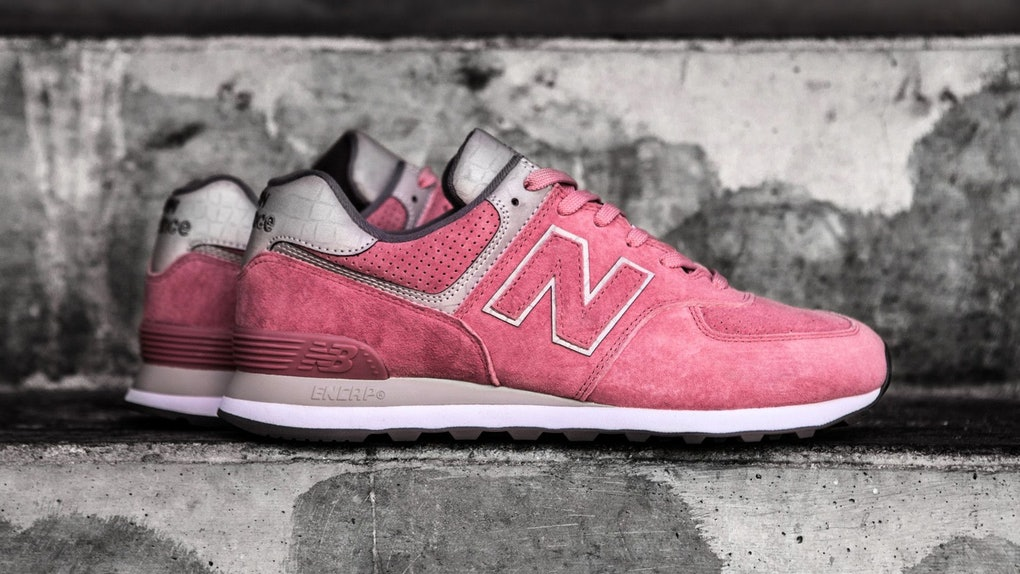 3d6385733d225 When Do Concepts x New Balance Rose Sneakers Drop? 'Rose All Day' Time Is  Coming