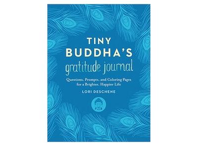 Tiny Buddha's Gratitude Journal by Lori Deschene