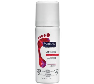 Footlogix Anti-Fungal Tincture Spray Formula