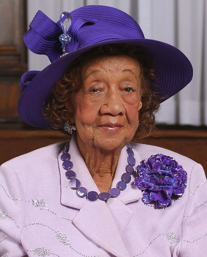 Dorothy Height was a civil rights and women's rights activist, and her accomplishments deserve to be recognized year-round and not just during Black History month.