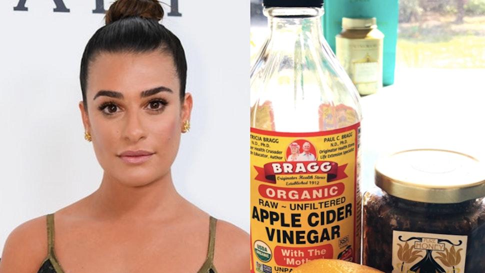 Is Apple Cider Vinegar Helpful For The Flu? 'Glee' Star Lea