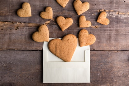 Couples in long-distance relationships can celebrate Valentine's Day by planning little surprises fo...