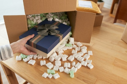 Another Valentine's Day idea for long-distance couples is to send a care package a few days out.