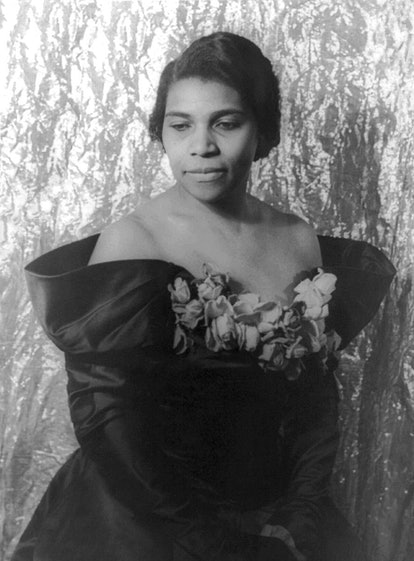 Marian Anderson helped pave the way for black woman musicians and singers.