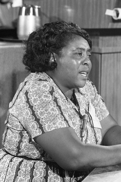 Fannie Lou Hamer deserves to be mentioned in history books across the U.S. for her voting rights activism.