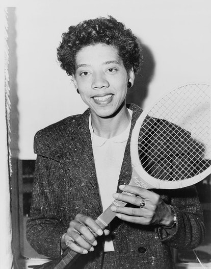 Black women who made history, like Althea Gibson, deserve so much more attention. Gibson was a legendary athlete and played both tennis and golf.