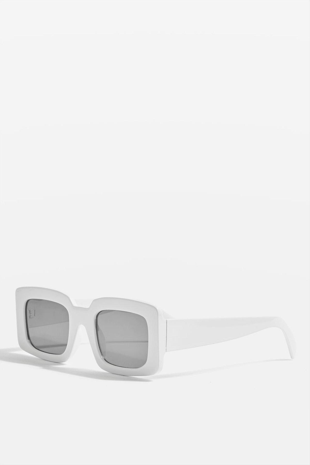 Willis Chunky Frame Sunglasses