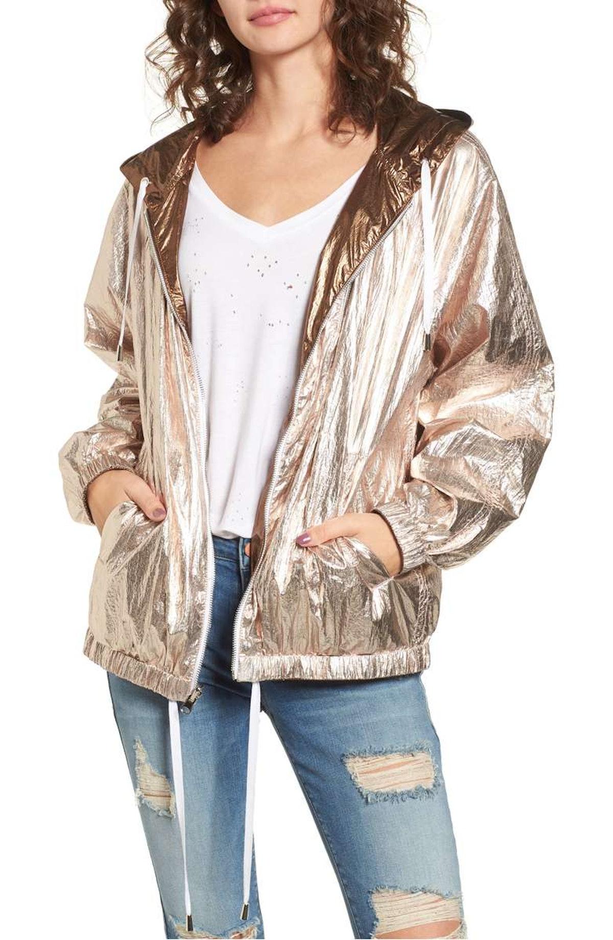 BLANKNYC Reversible Jacket