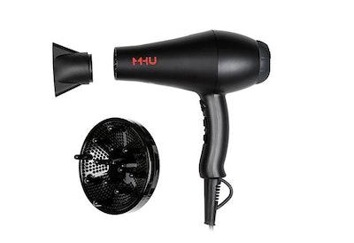 MHU Professional Salon Grade 1875w Low Noise Hair Dryer