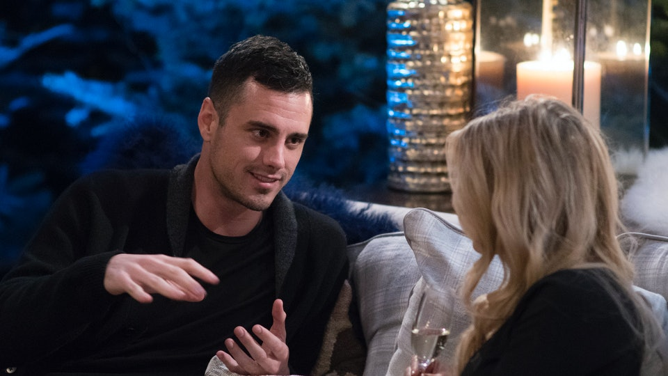 Who is ben z from the bachelorette dating