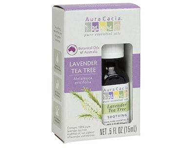 Aura Cacia Lavender Tea Tree