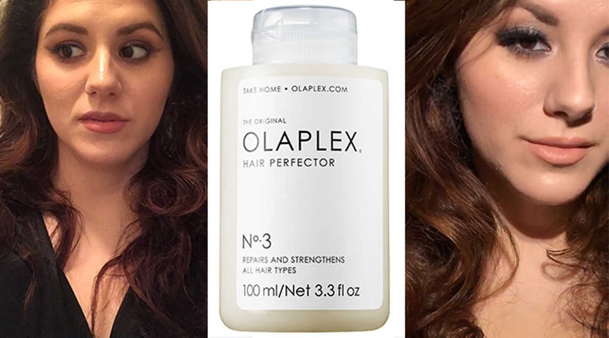 After and before olaplex reviews 3 Olaplex Review: