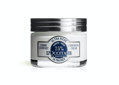 L'Occitane Ultra-Rich 25 Percent Shea Butter Face Cream