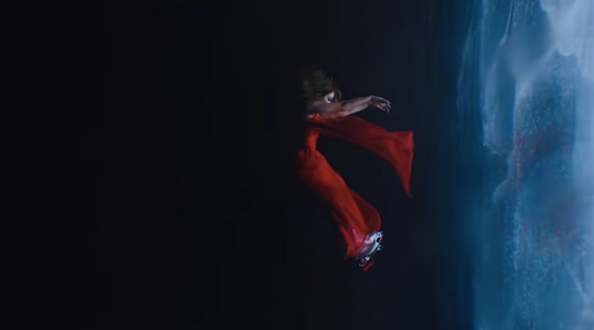 Toyota's Ashley Wagner Commercial Is Like A Dark Olympic Fairy Tale