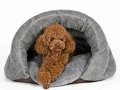 PLS BIRDSONG The Original Cuddle Pouch Pet Bed