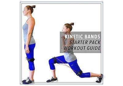 Kinetic Bands Leg Exercise Bands