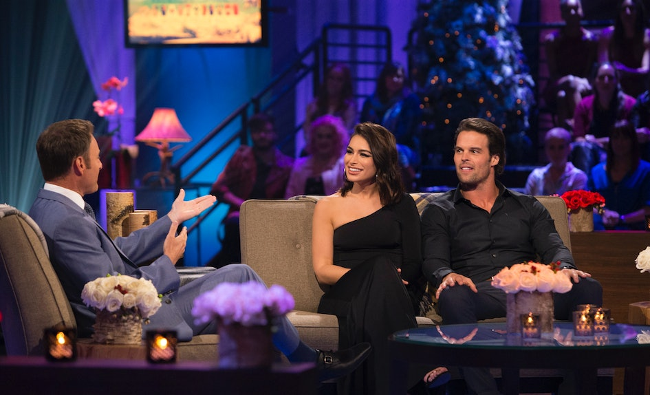 Who is dean dating from bachelor winter games