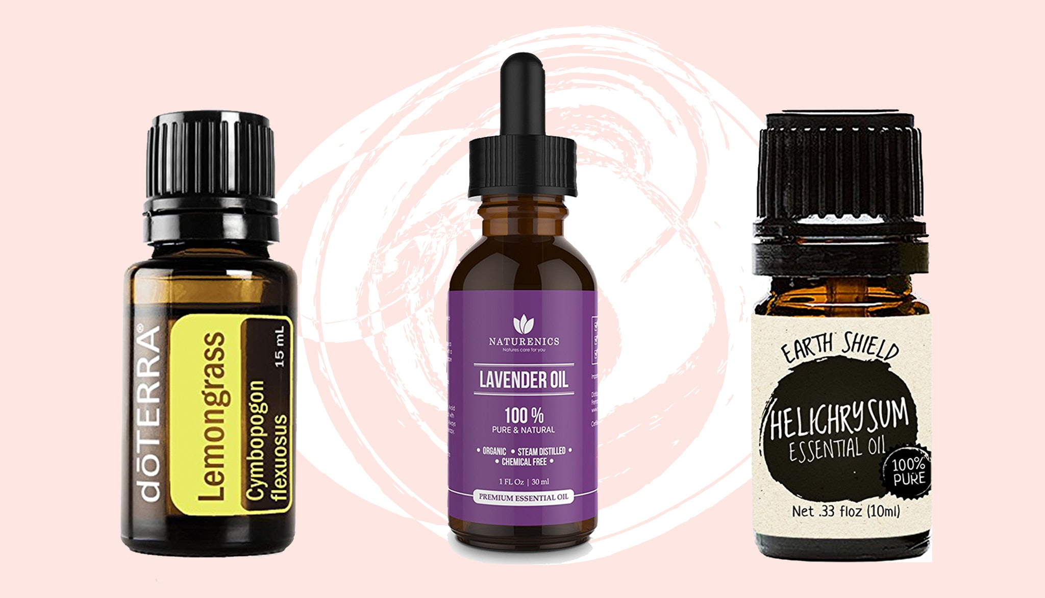 essential oil skin care products