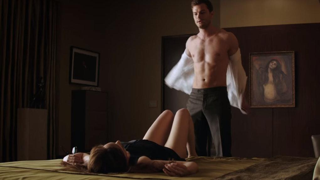 Keira Knightley Sex Scene