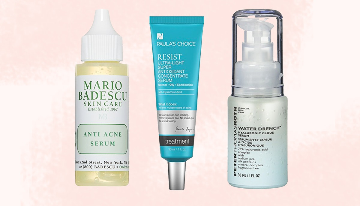 The 5 Best Serums For Combination Skin