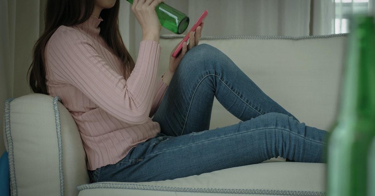 app to prevent texting ex