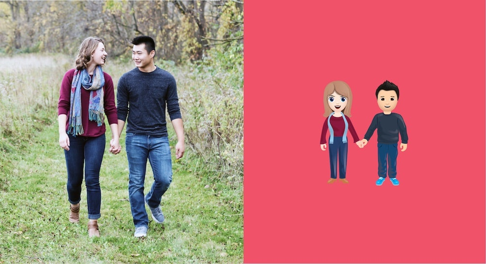 Do Interracial Couple Emojis Exist Tinder Is Petitioning For Them