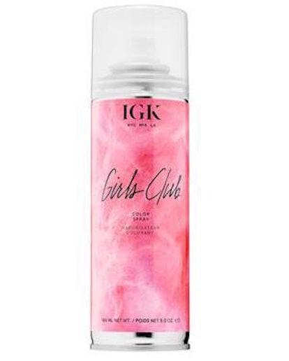 IGK Girls Club Color Spray