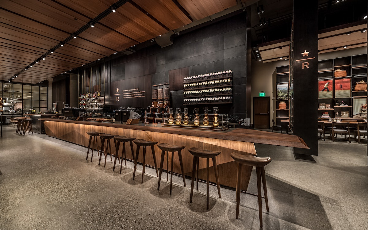 Starbucks' New Reserve Store Will Sell Alcohol & The Cocktails Sound Amazing