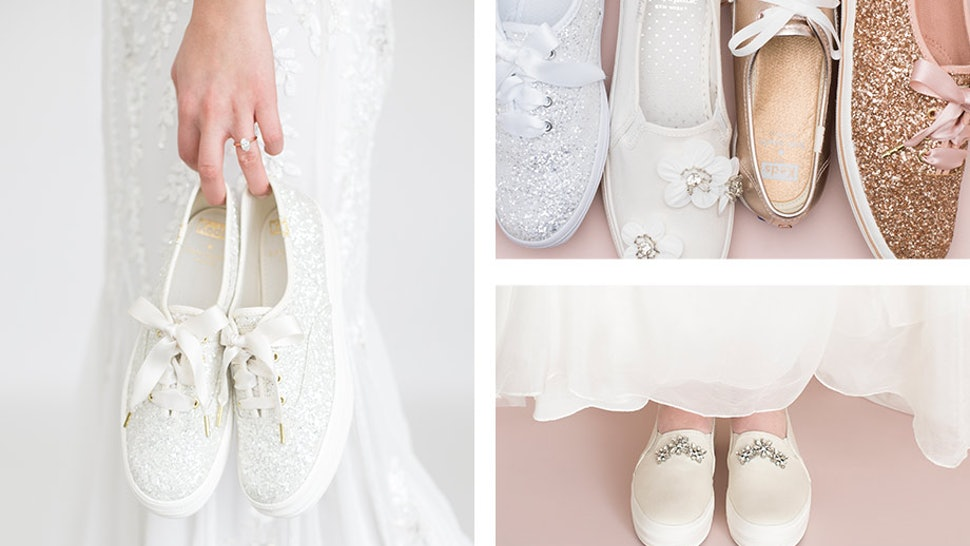 17a9edadf6d Keds x Kate Spade s Wedding Collection Is Expanding   People Are Already  Freaking Out