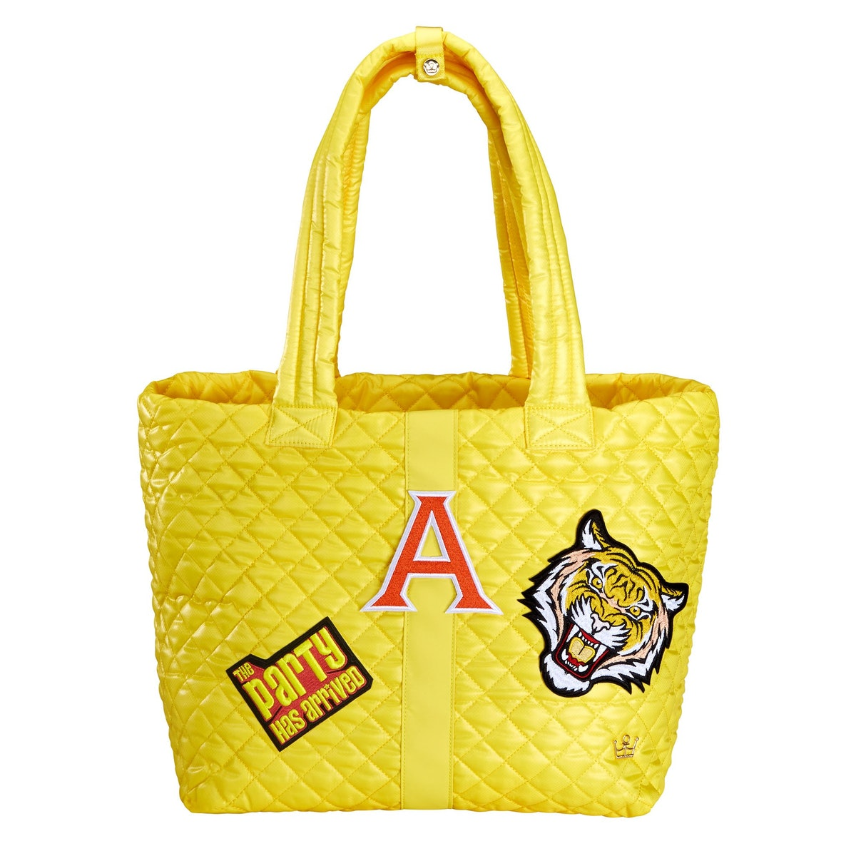 Wingwoman Tote Large in Citron