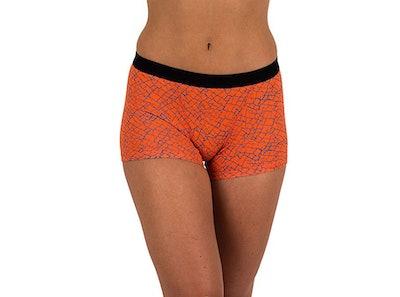 Sexy Basics Women's Active Boy Shorts