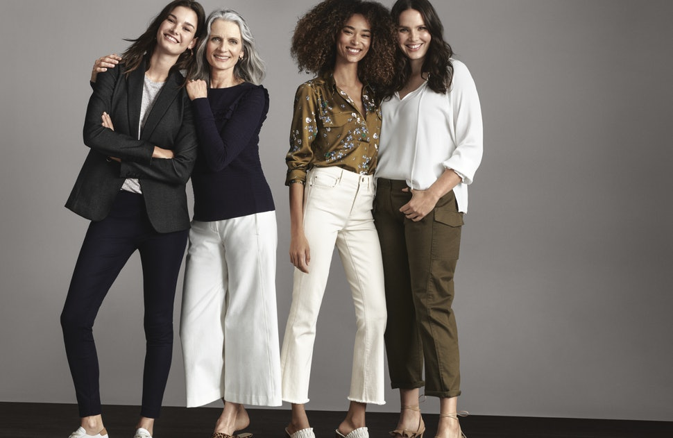 Ann Taylor S Spring Collection Is A Reminder That Women Wearing