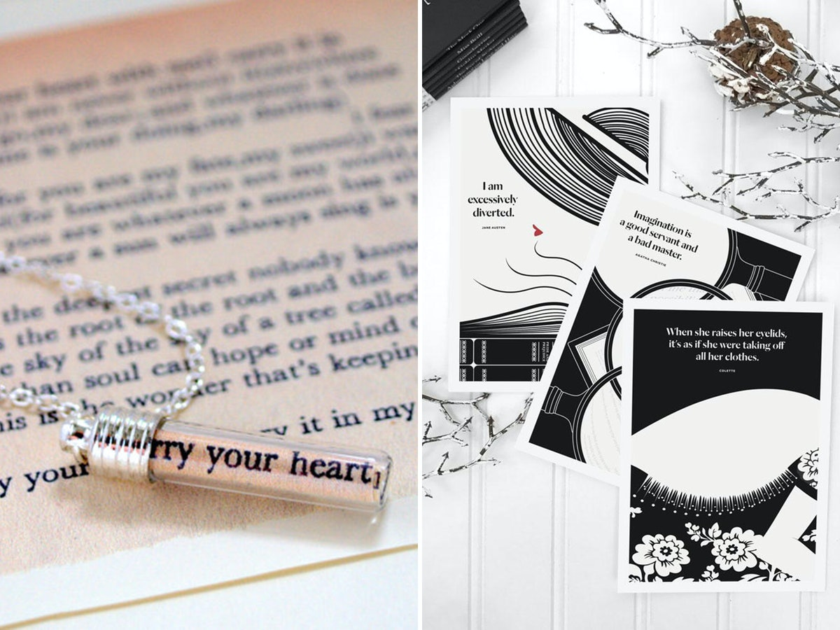 15 Valentine's Day Gifts For Readers Who Already Have Too Many Books