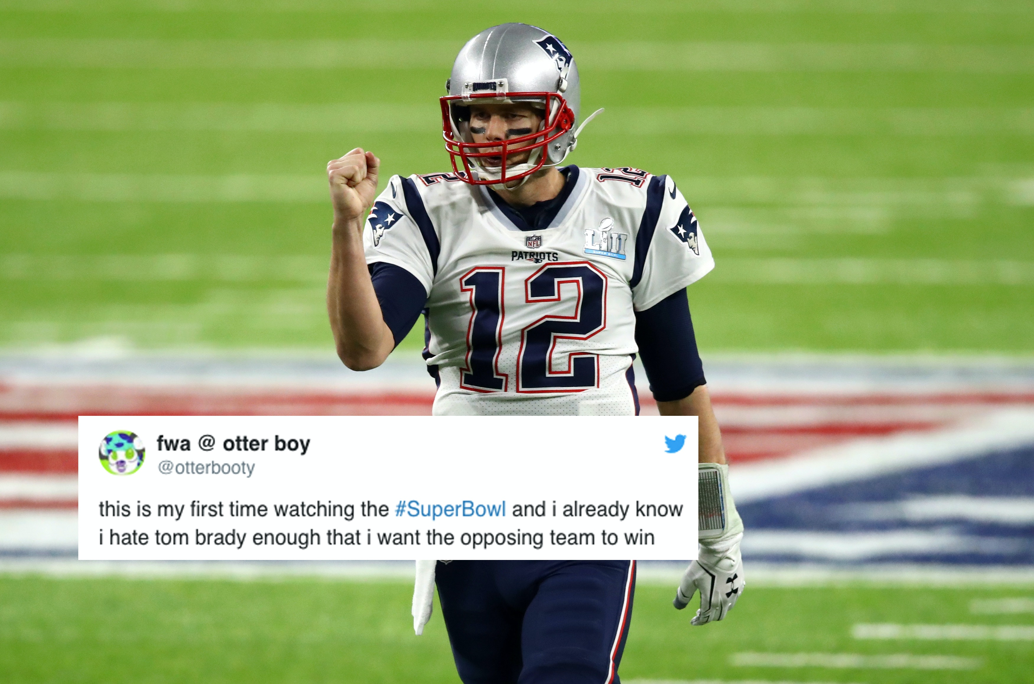 c5f001ccf These Tweets About Tom Brady Are Super Bowl Burns So Hot You ll Scream
