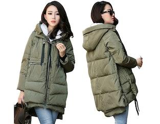 10 Warmest Women s Winter Coats Under  100 9535ac31da