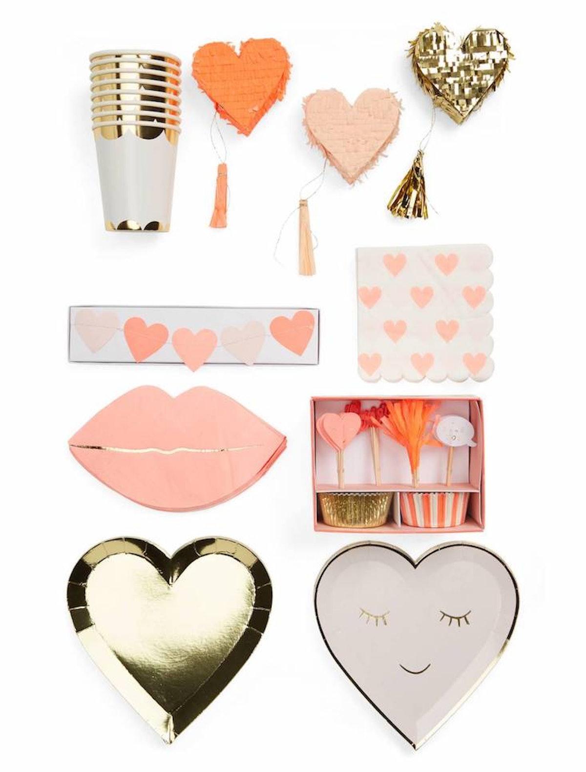 Meri Meri Valentine's Day Party Bundle