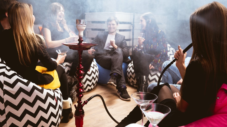 can you smoke herbal shisha while pregnant