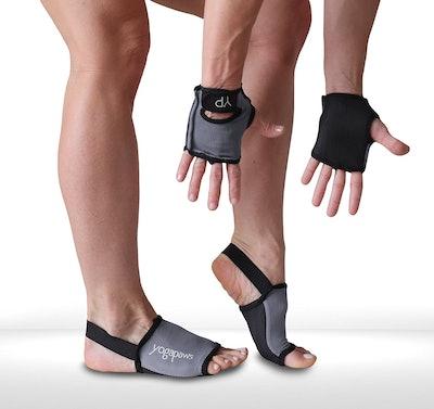Yoga Paws SkinThin Gloves And Socks