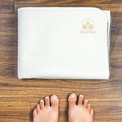 Clever Yoga YogiOnTheGo Mat