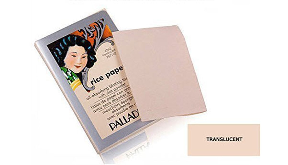 Palladio Beauty Rice Paper