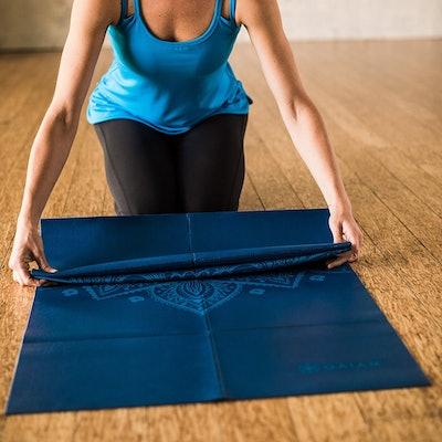 Gaiam Foldable Yoga Mat