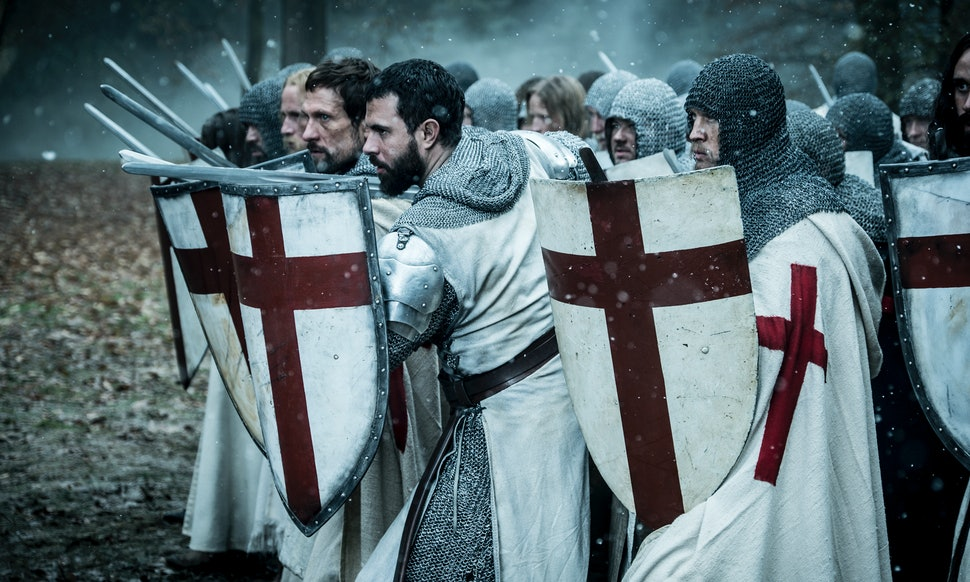 Will \'Knightfall\' Return For Season 2? Fans Of the History Series ...