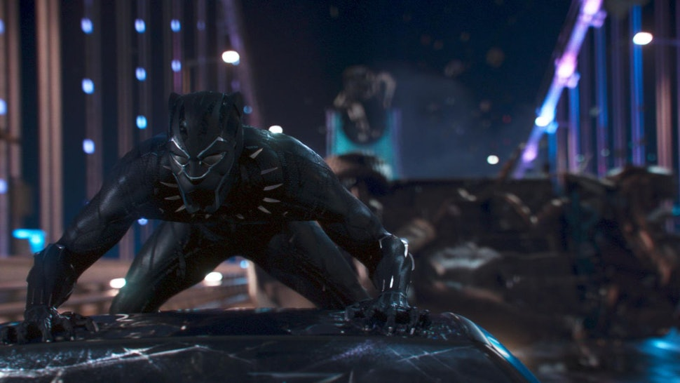 The Black Panther End Credits Song Will Make You Feel Like You Re