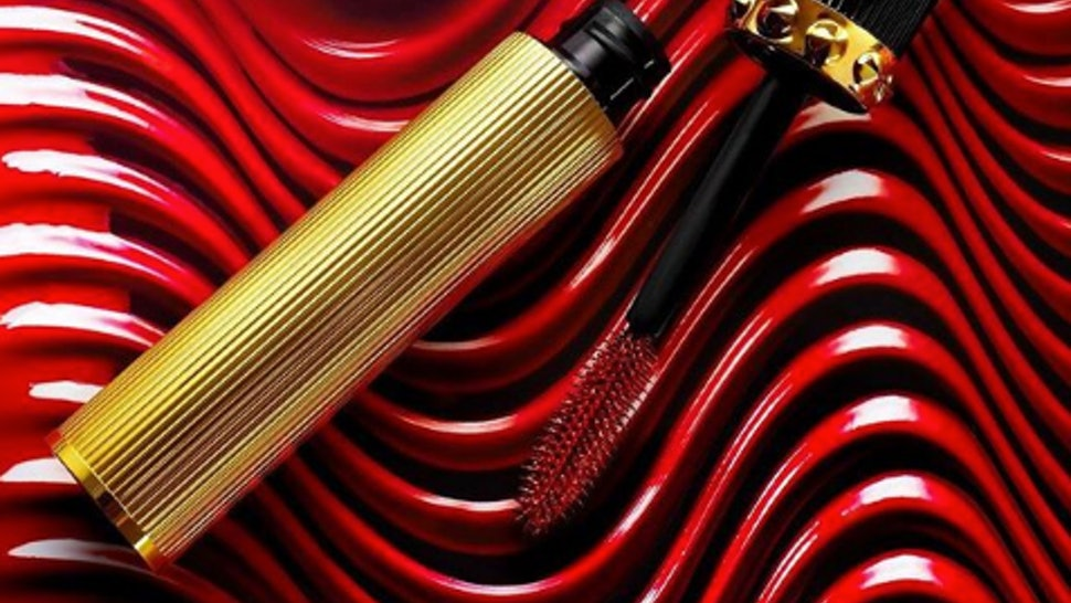 0db75971d48 Christian Louboutin Beaute Launched Red Mascara To Match Its Iconic Soles &  The Look Is Bold