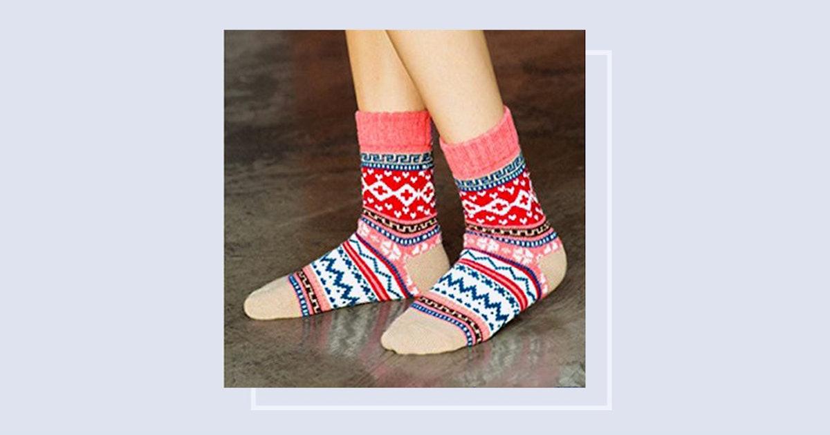 d6bde6ea2 The 10 Best Wool Socks For Women